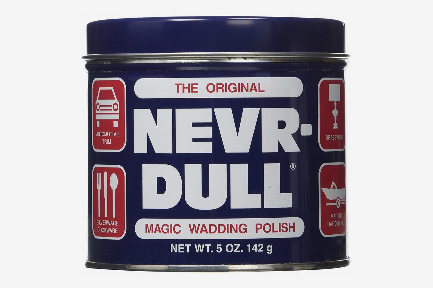 Nevr Dull Wadding Polish