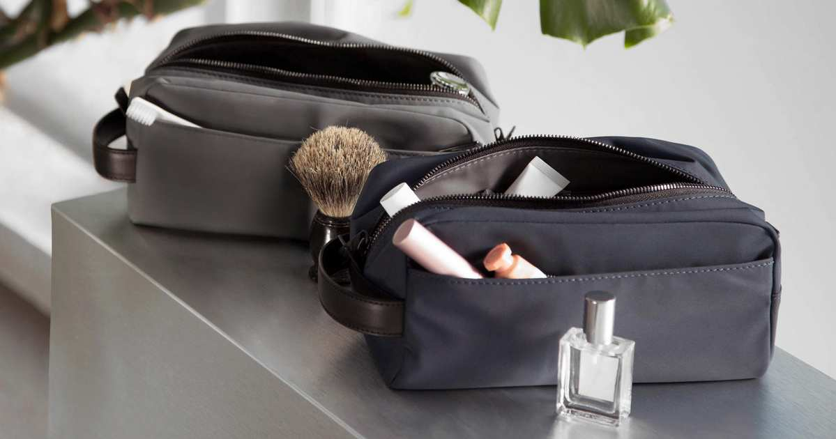 f18f1304d8e 13 Best Dopp Kits and Toiletry Bags for Men 2019