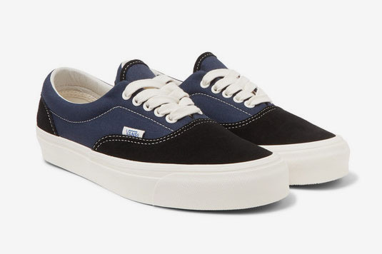 Vans UA OG Era LX Canvas And Suede Sneakers