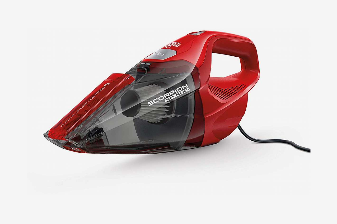 Dirt Devil Scorpion Quick Flip Corded Bagless Handheld Vacuum