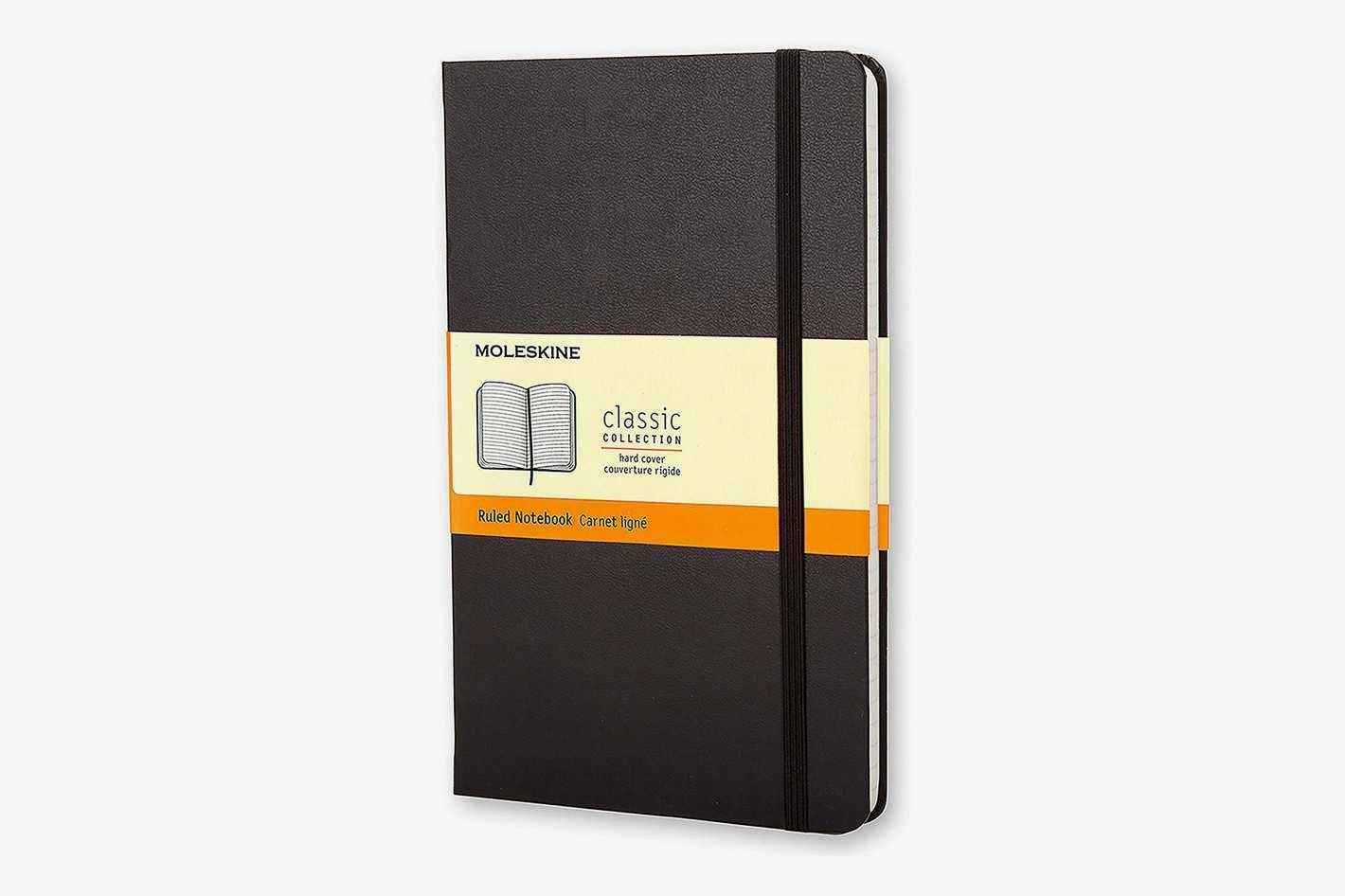 Moleskine Classic Notebook, Hardcover, Large