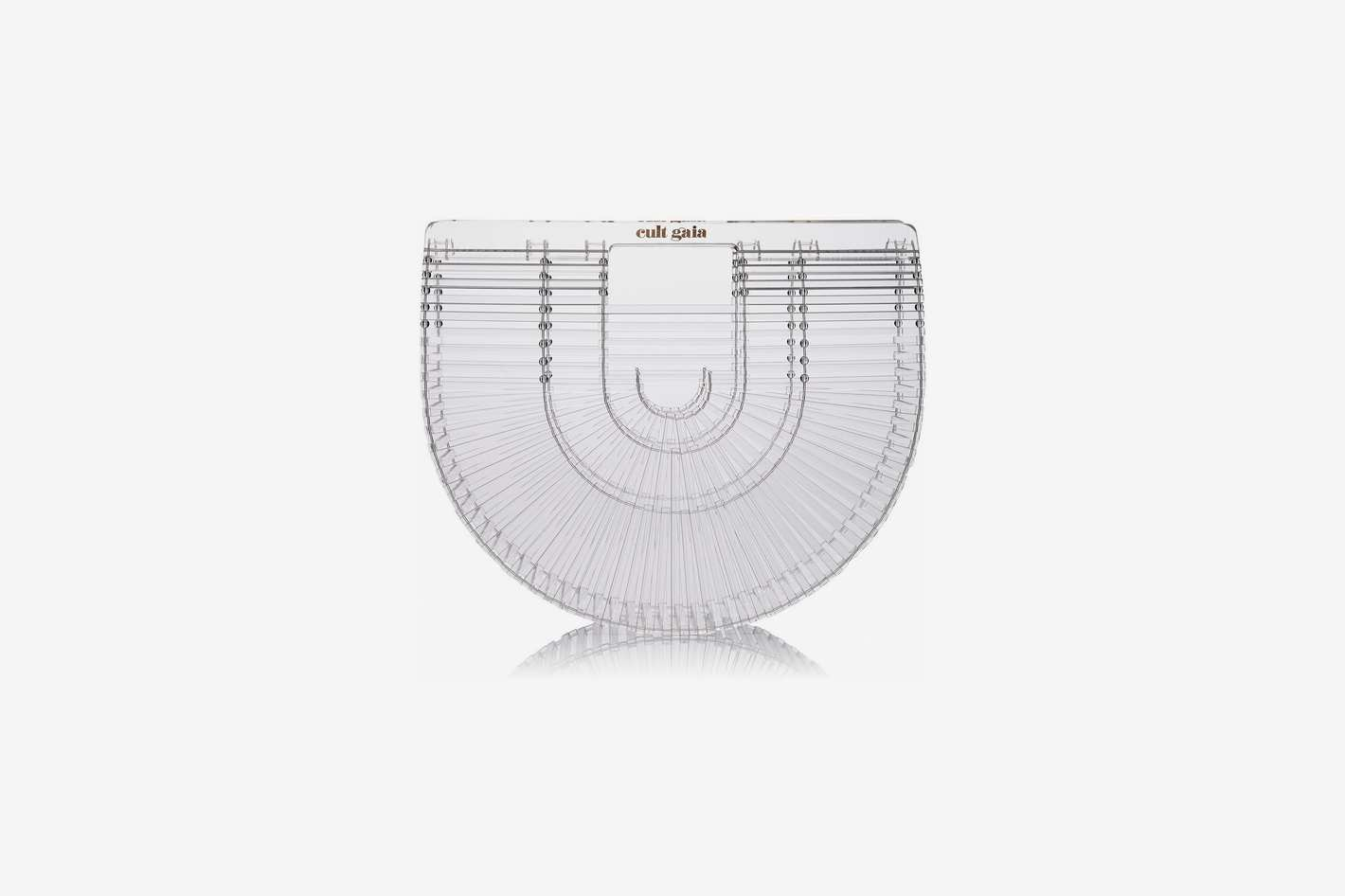Cult Gaia Small Ark Acrylic Bag