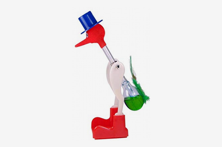 The Famous Drinking Bird Desk Toy