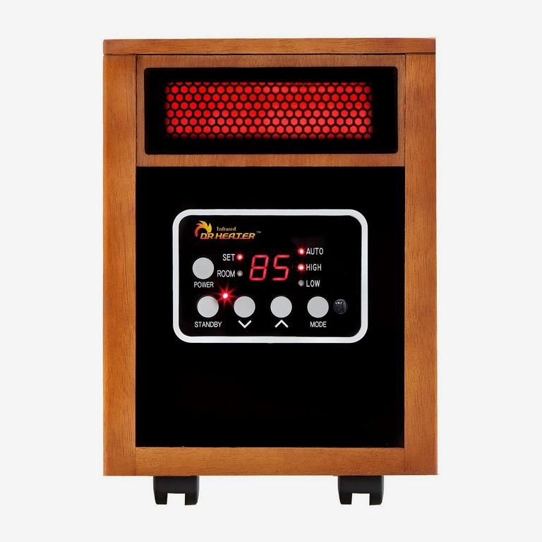 Dr Infrared Portable Space Heater, 1500-Watt