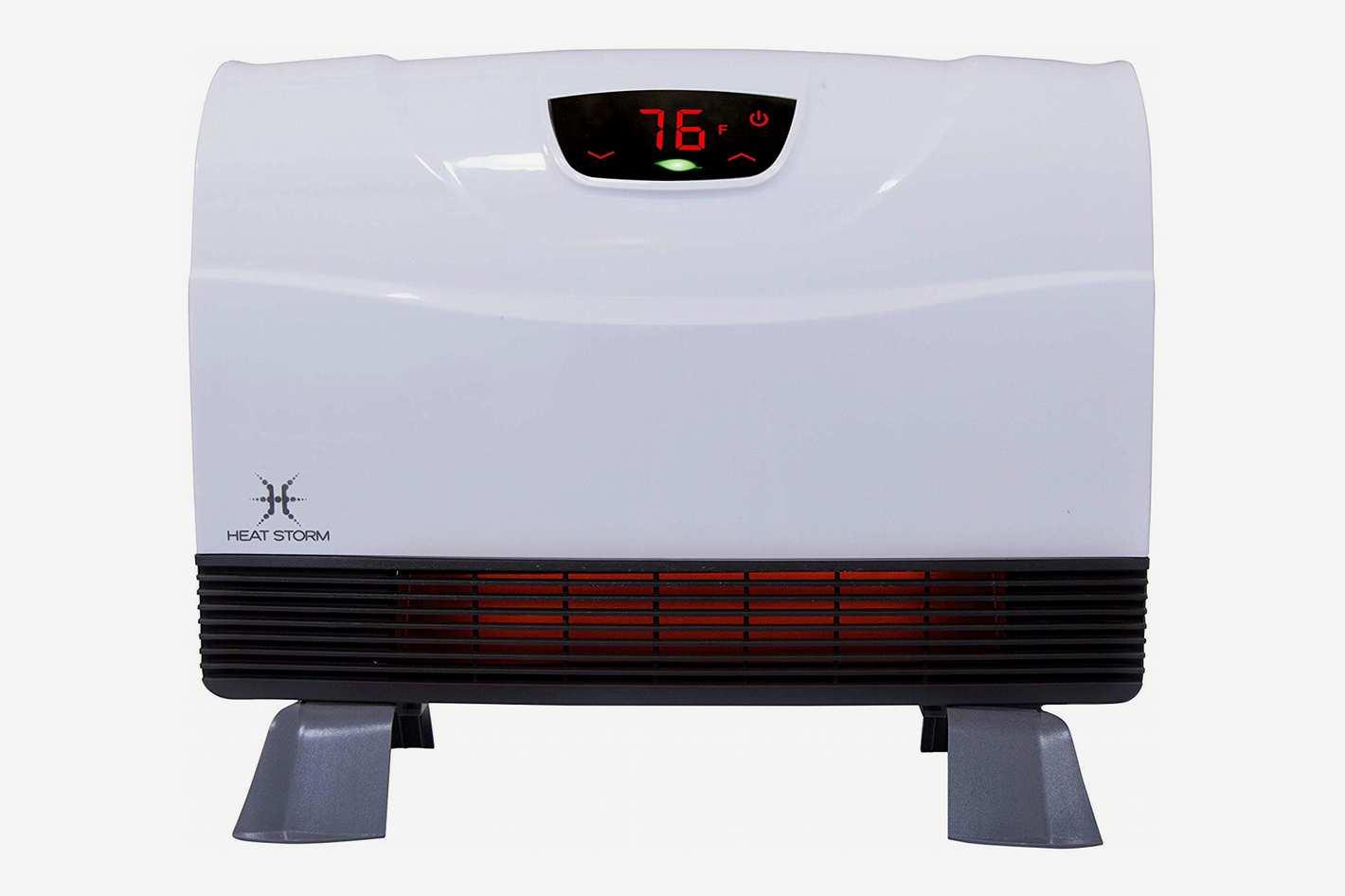 Heat Storm Phoenix Floor to Wall Infrared Space Heater