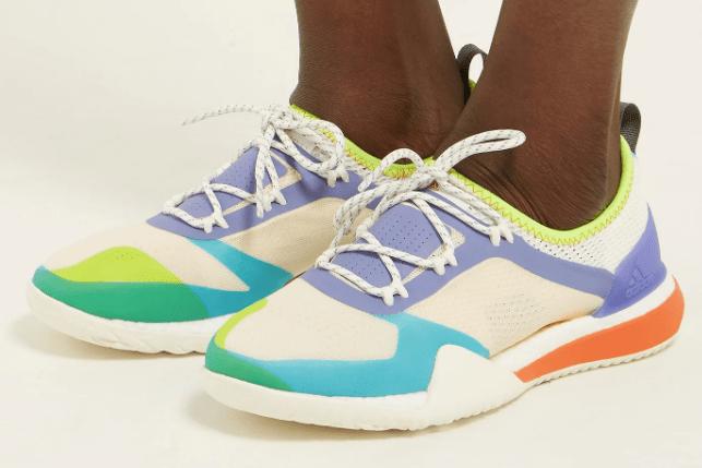 Adidas by Stella McCartney Pureboost X TR 3.0 low-top trainers