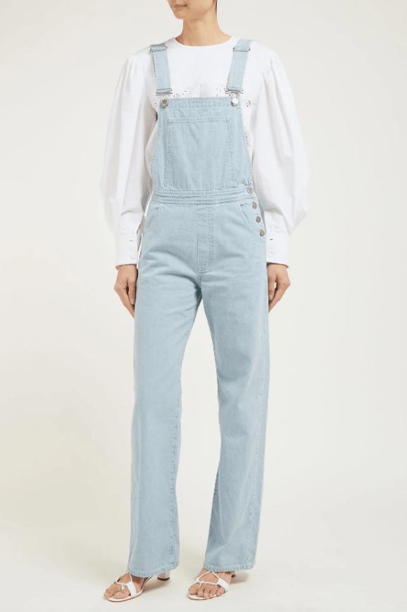 M.I.H Jeans Paradise denim dungarees