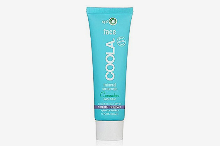 Coola Suncare Mineral Face SPF 30 Sunscreen Matte Finish