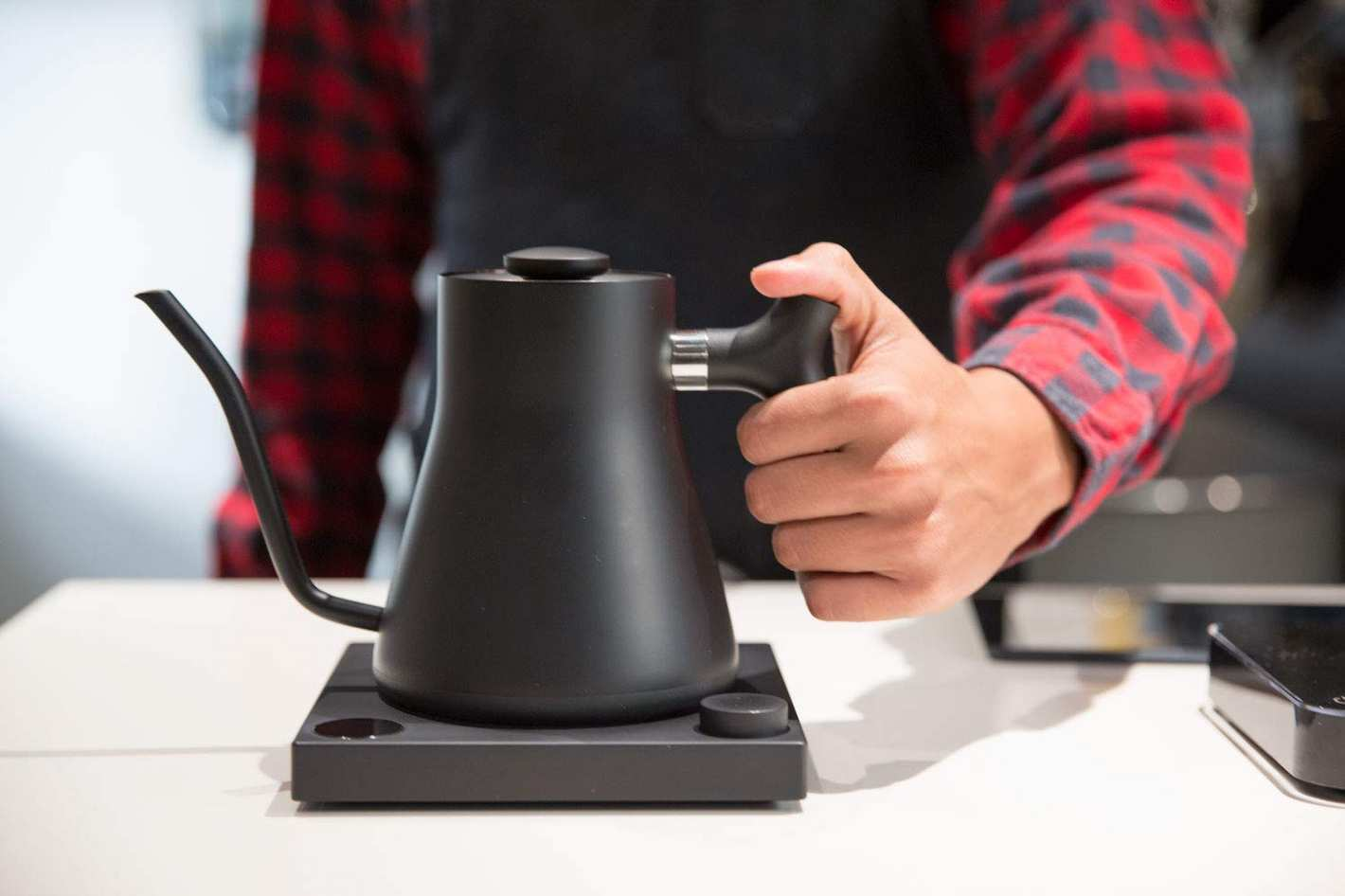 Fellow Stagg EKG+ Bluetooth Connected Electric Pour-Over Kettle
