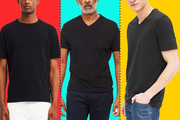 80546ea10 18 Best Black T-shirts for Men 2019