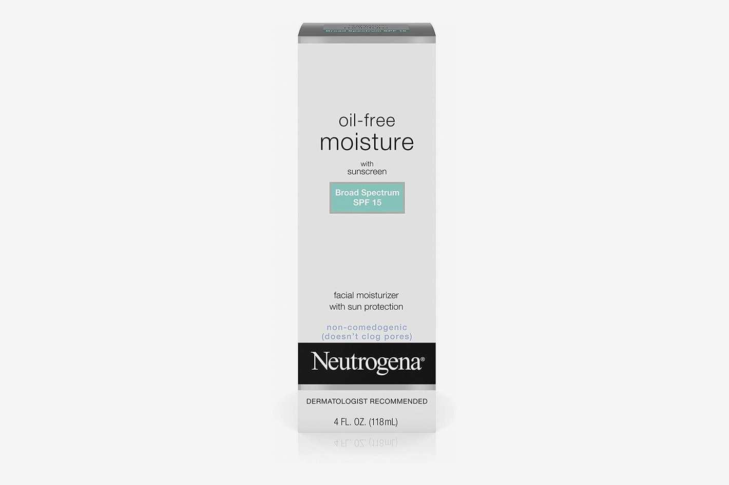 Neutrogena Oil Free Moisturizer with Sunscreen