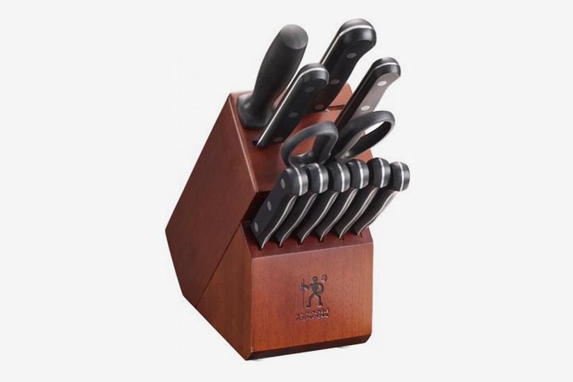 J.A Henckels International Solution 12 Piece Knife Block Set