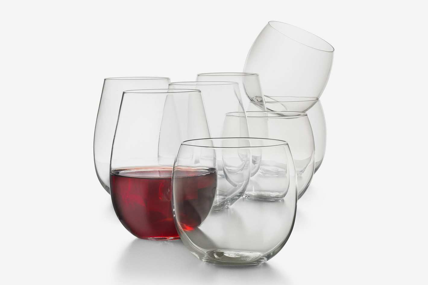 Hotel Collection Stemless 8-Pc. Value Set