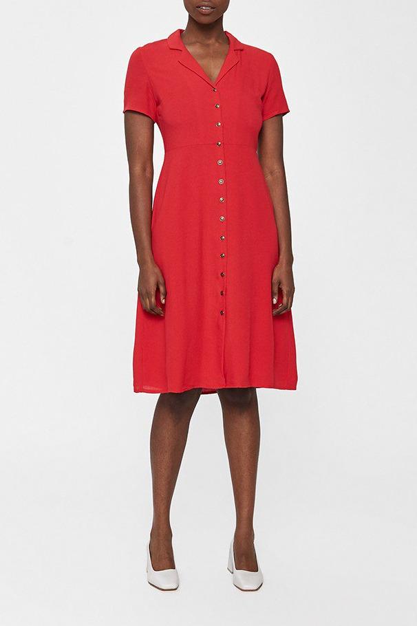 Stelen Nana Dress in Poppy