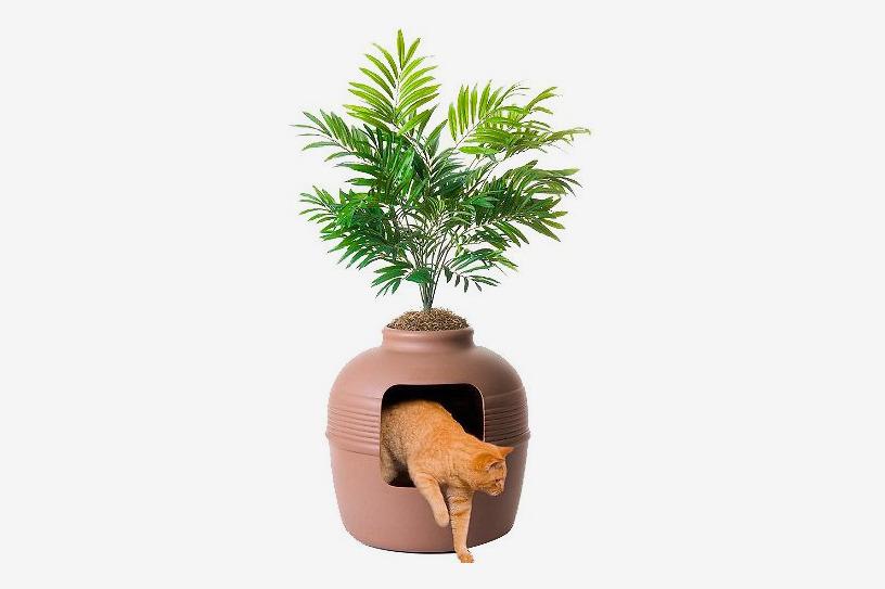 Good Pet Stuff Hidden Cat-Litter Planter