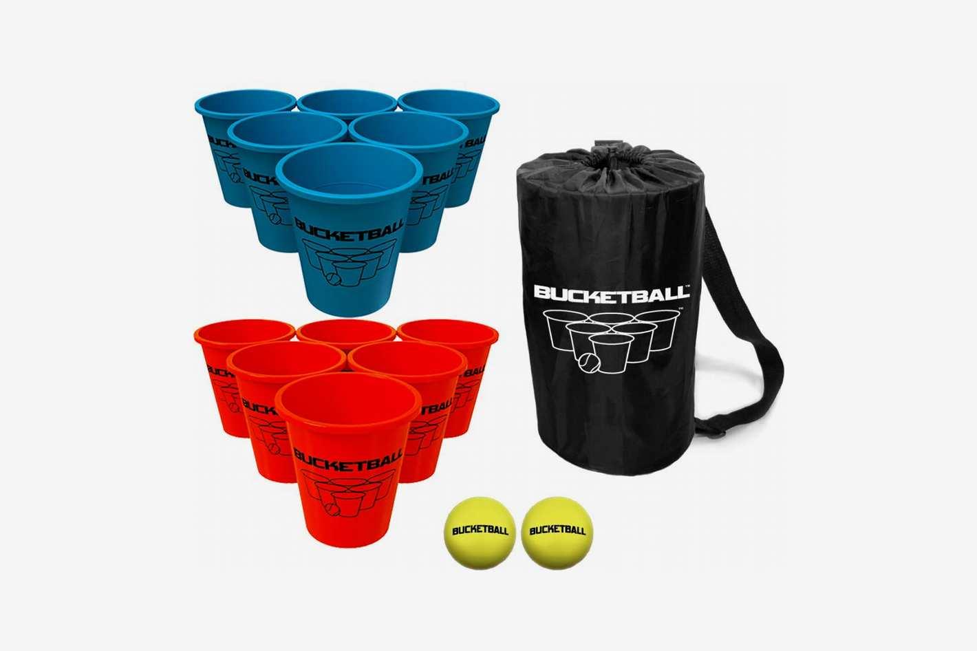 Bucket Ball - Beach Edition