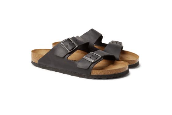 Birkenstock Arizona Oiled-Leather Sandals