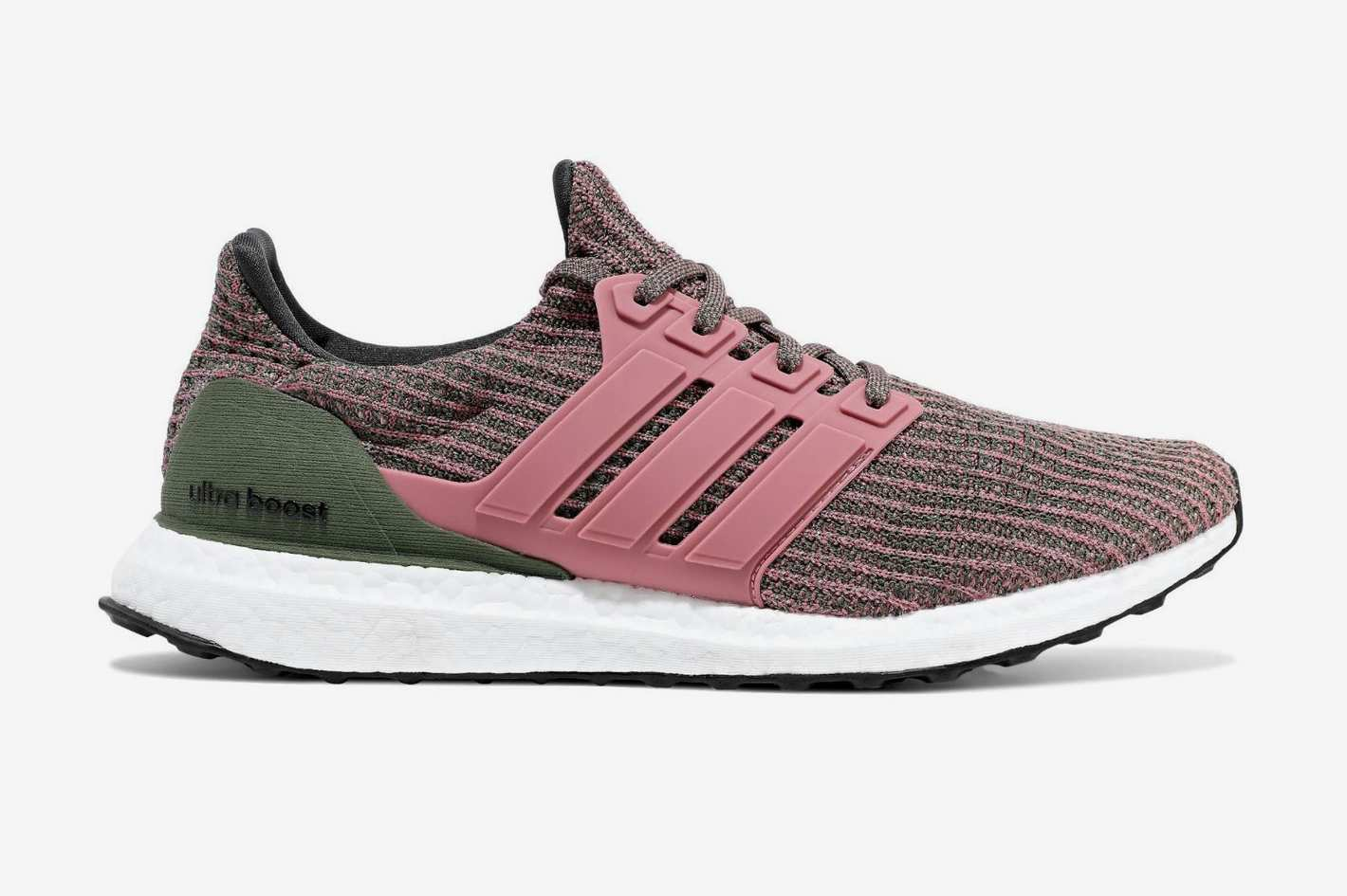 Adidas Ultra Boost Stretch-knit Sneakers
