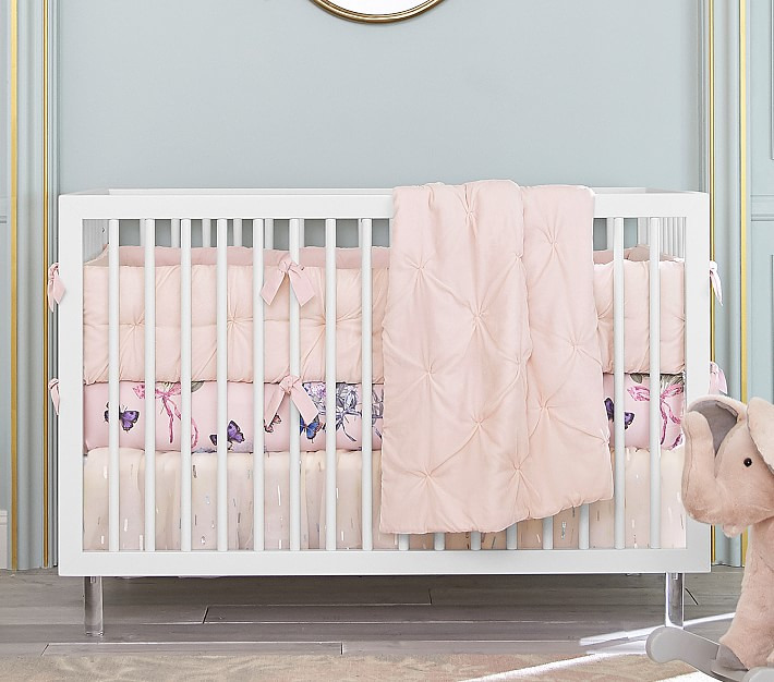 Pottery Barn Kids Monroe Crib