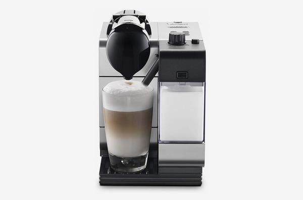 Nespresso Lattissima Plus Original Espresso Machine With Milk Frother by De'Longhi