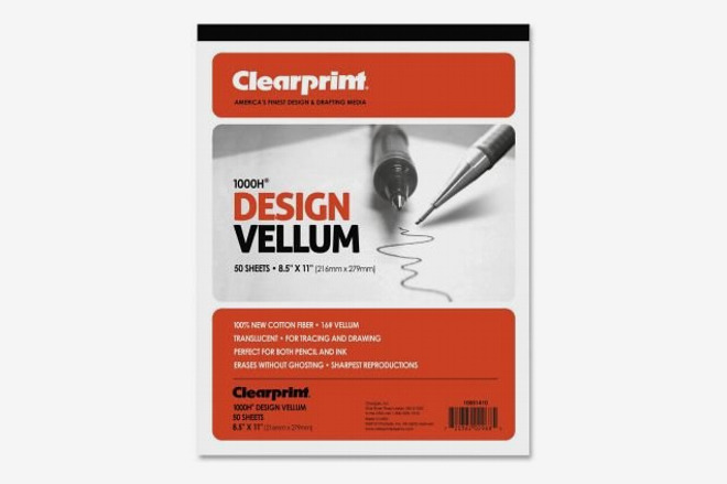 Clearprint Design Vellum Paper