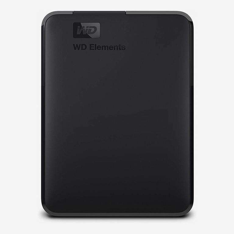 Western Digital 2TB Elements Portable External Hard Drive - USB 3.0 - WDBU6Y0020BBK-WESN