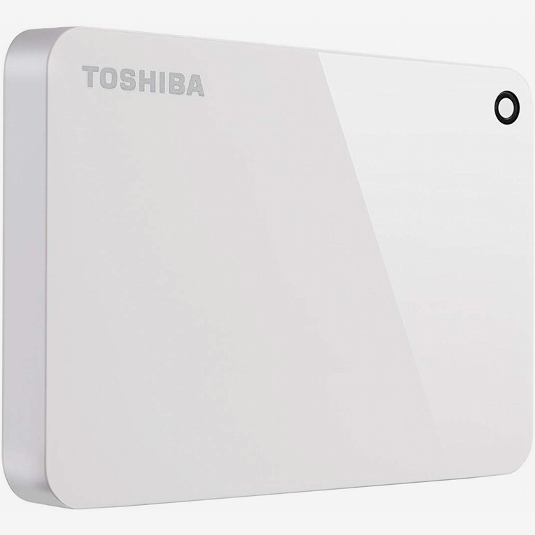 Toshiba Canvio Advance 1TB Portable External Hard Drive USB 3.0