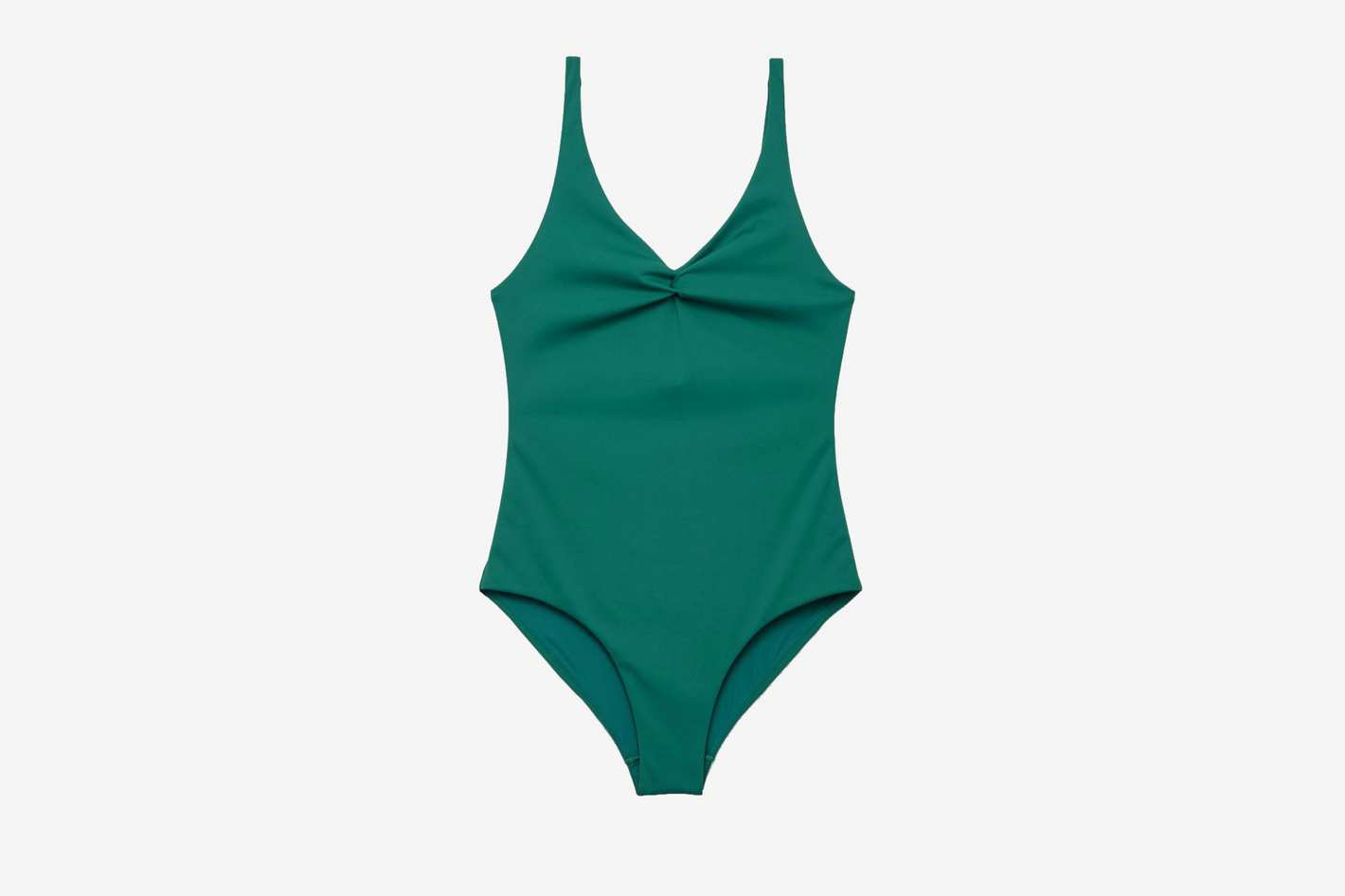 COS Twist-front Swimsuit