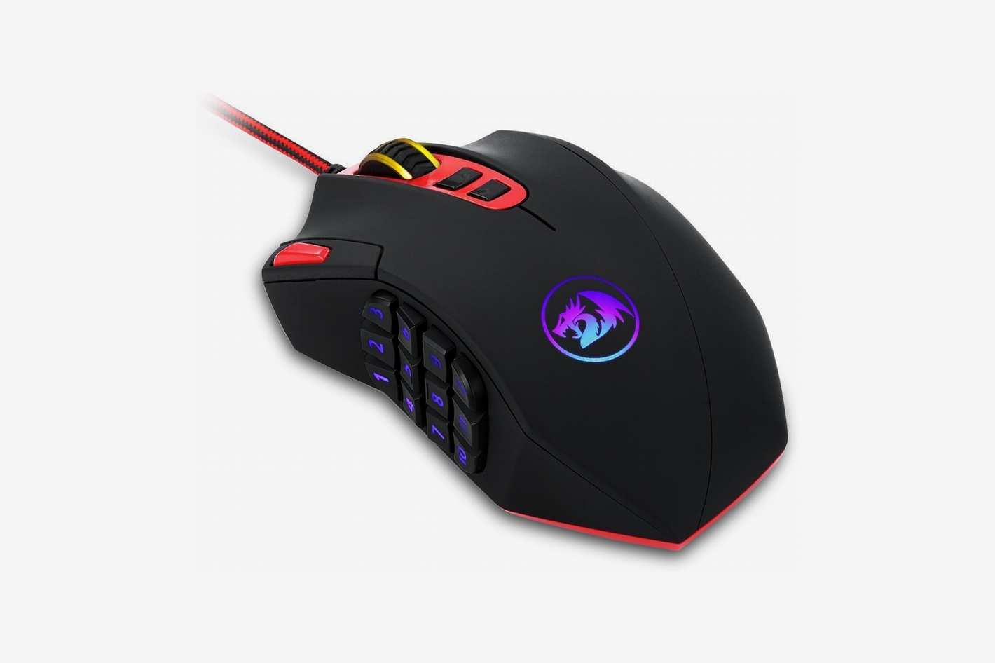 b54ec781988 Redragon M901 Gaming Mouse Wired