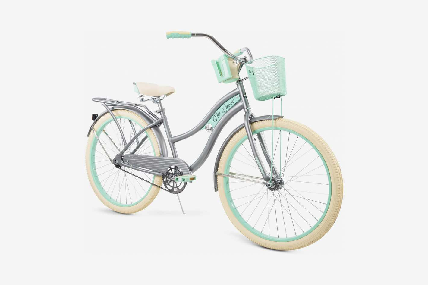 "Huffy 26"" Nel Lusso Women's Classic Cruiser Bike"