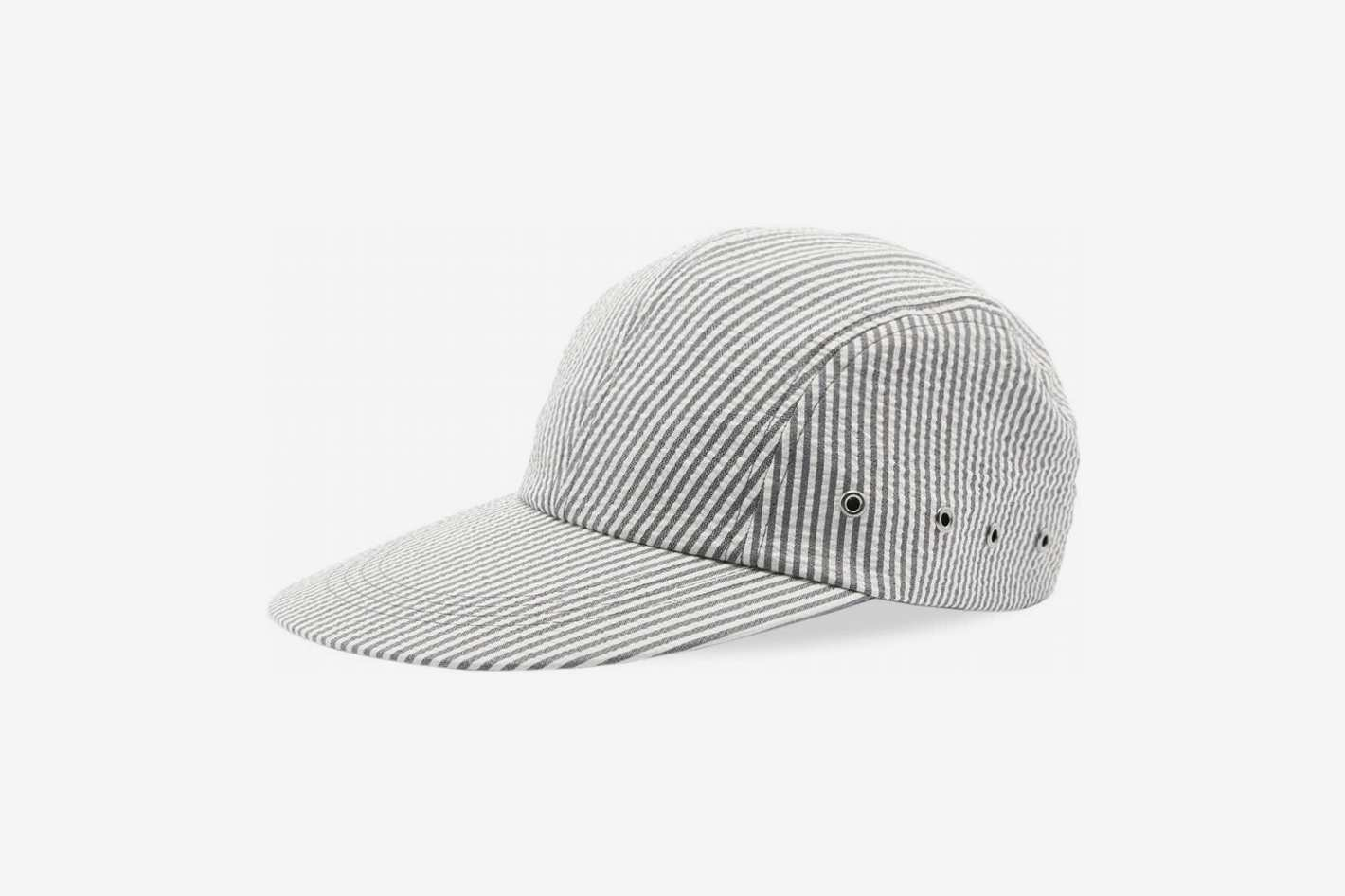 Beams Plus Seersucker Fishing Cap