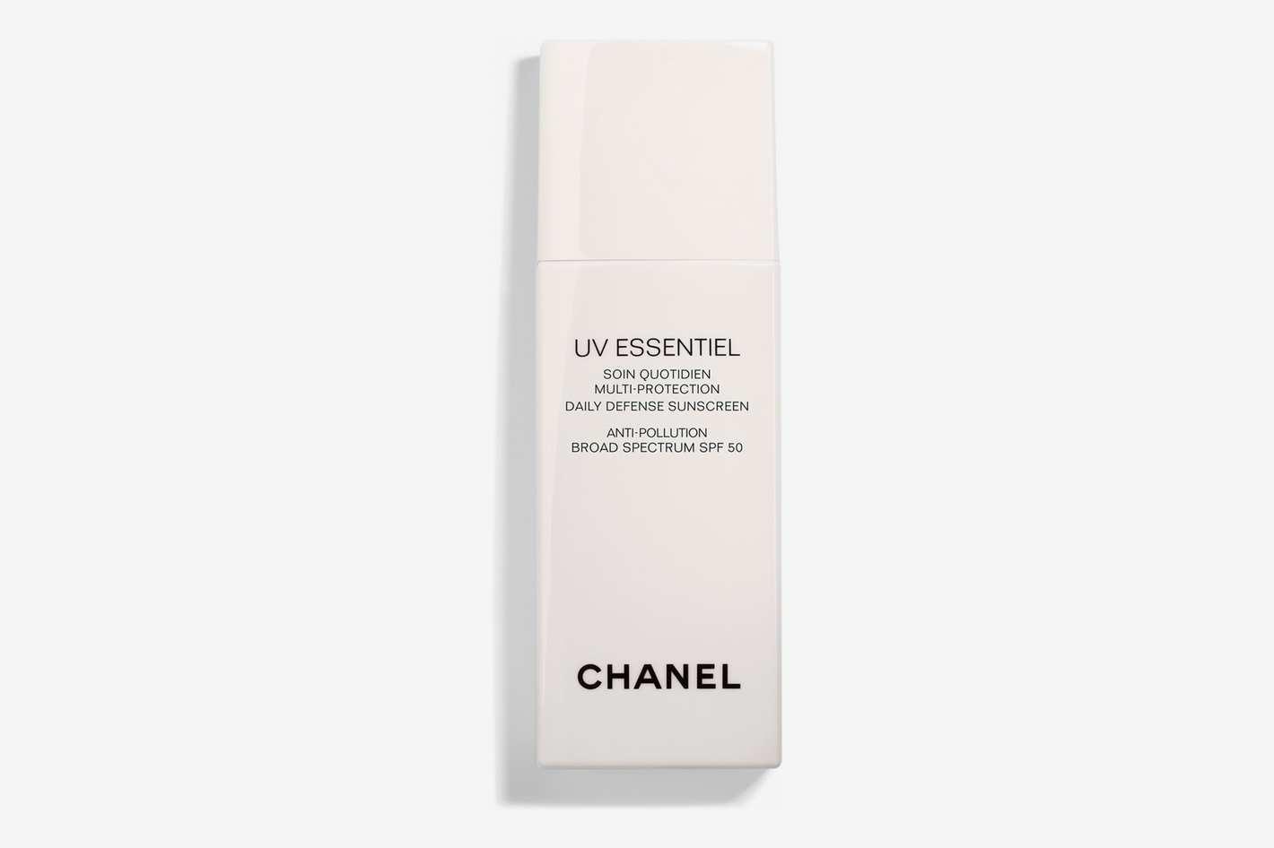Chanel Beauty UV Essentiel Multi-Protection Daily Defense Sunscreen Anti-Pollution Broad Spectrum SPF 50