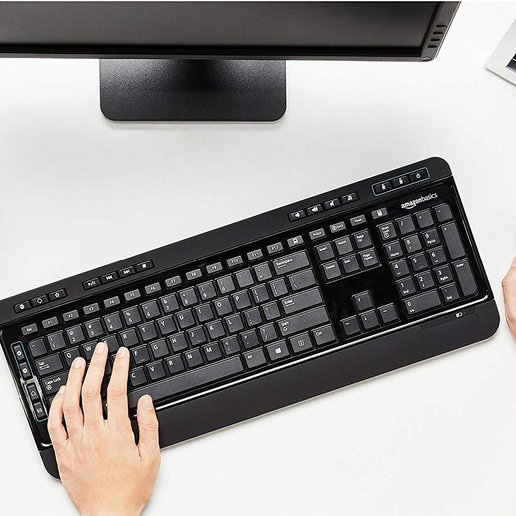 b3153e1aa0b538 The Best Bluetooth and Wireless Keyboards on Amazon, According to  Hyperenthusiastic Reviewers