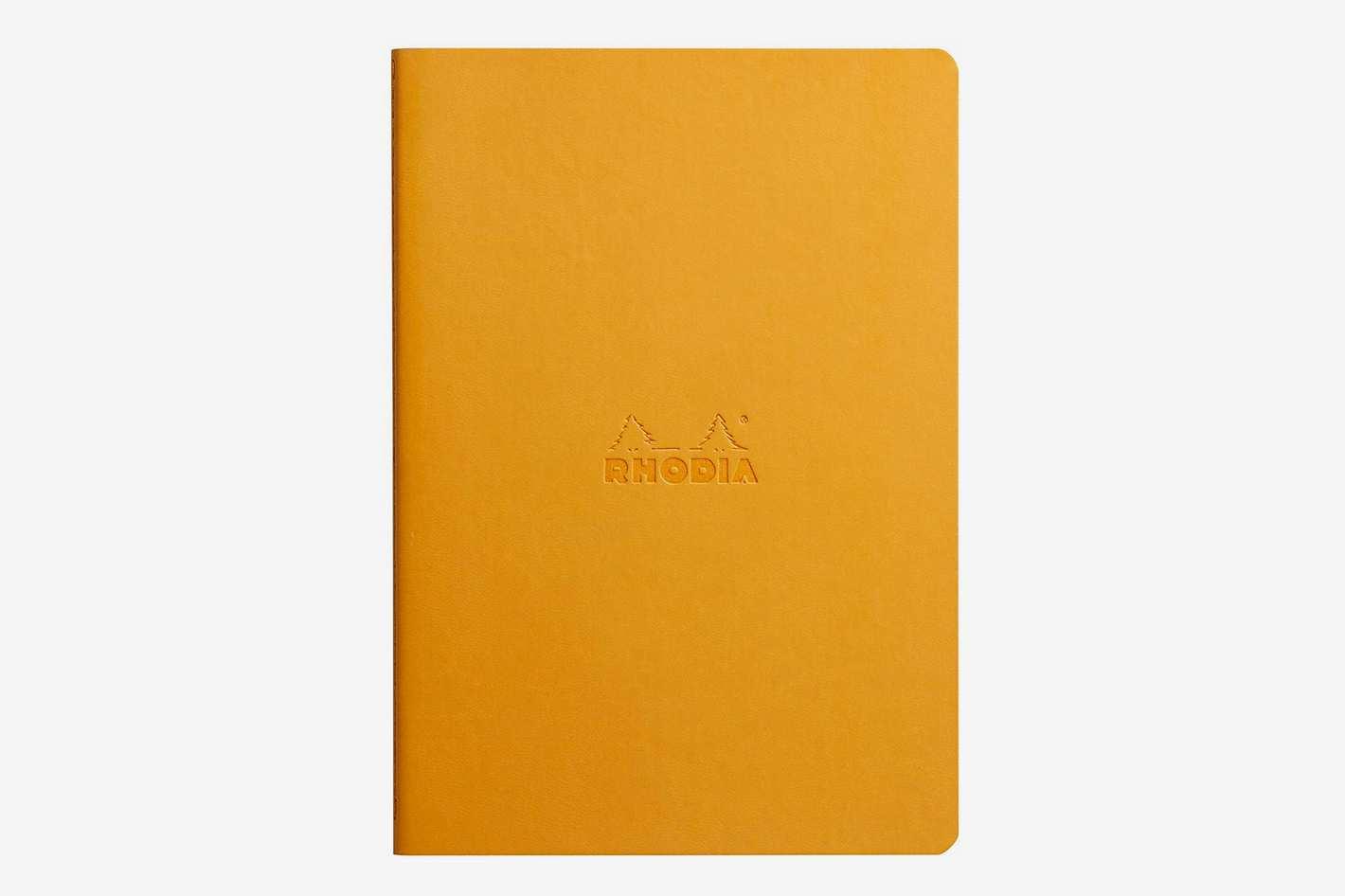 Rhodia Sewn Spine Notebook