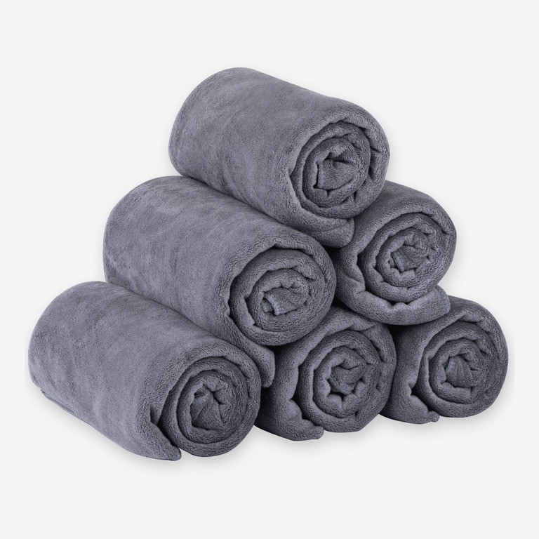 JML Microfiber Towels, Bath Towel Sets