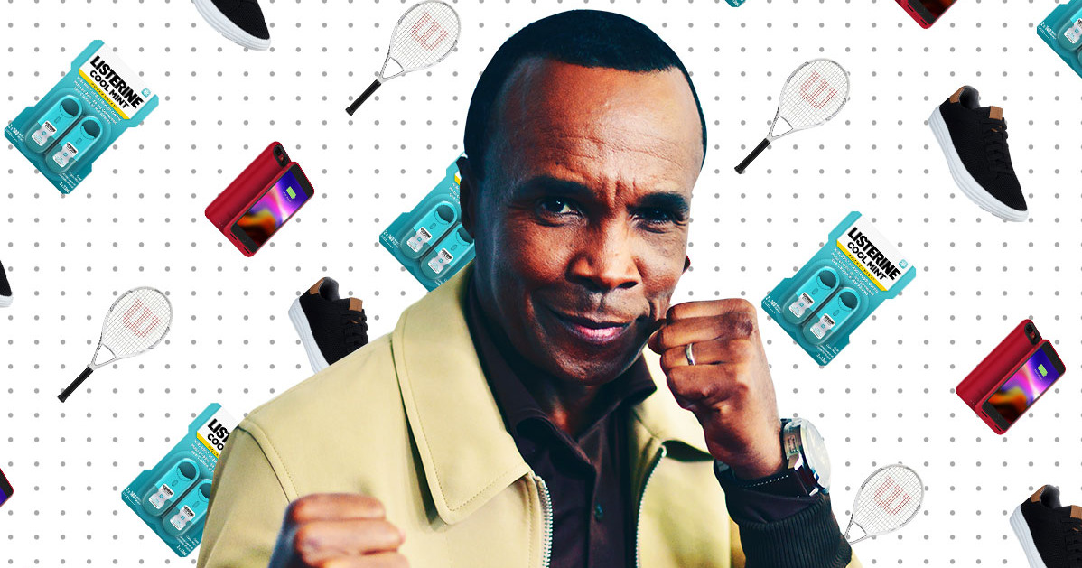 What Boxer Sugar Ray Leonard Can't Live Without