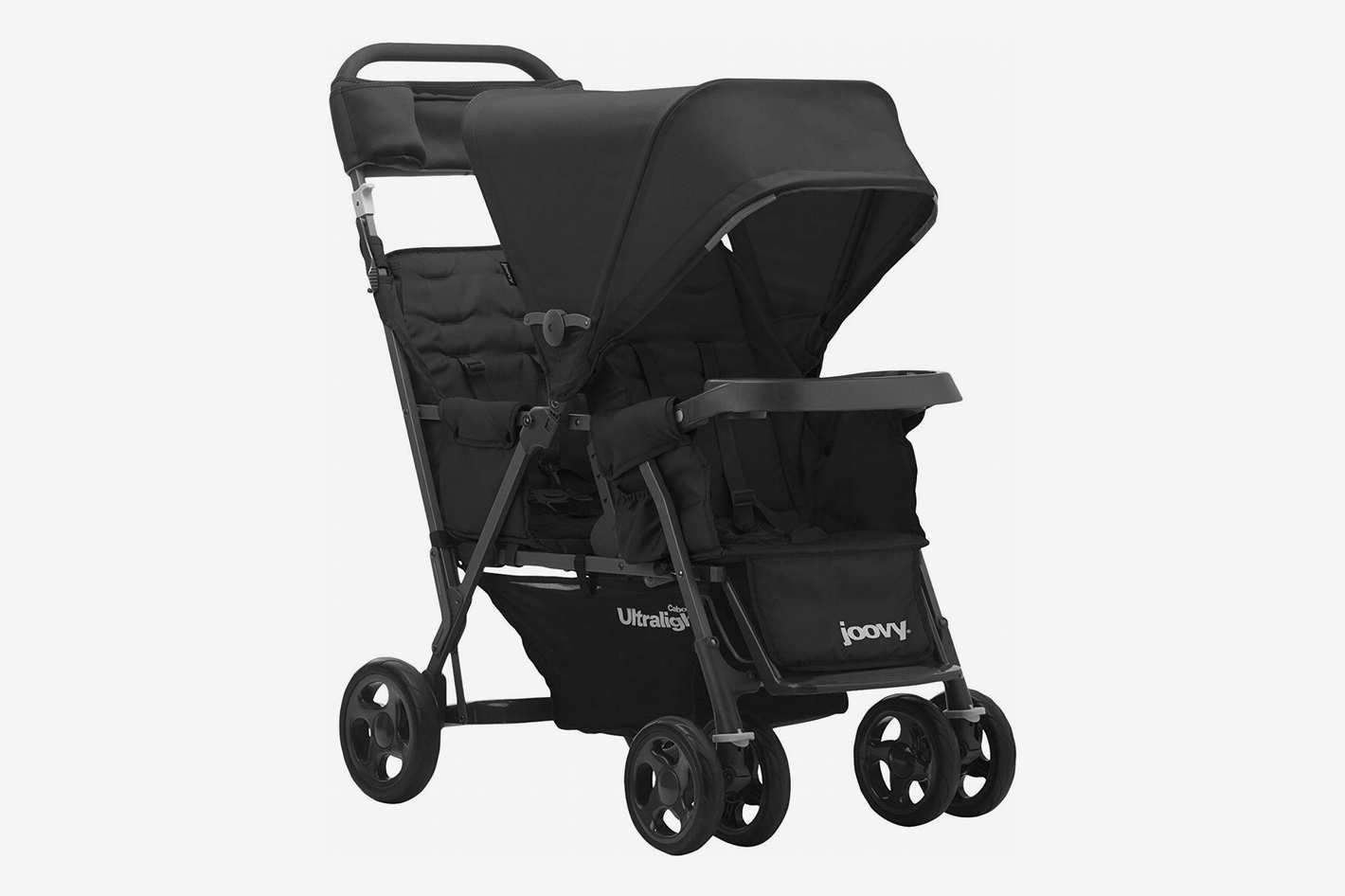 8 Best Double Strollers 2019