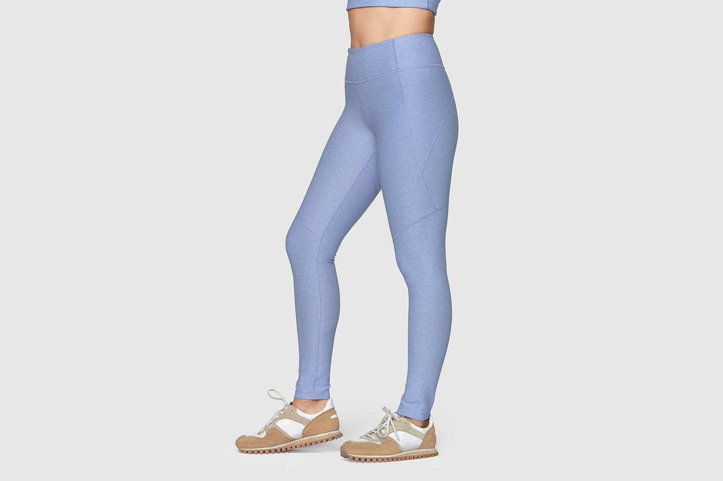 Outdoor Voices 7/8 Warmup Leggings (Lilac)