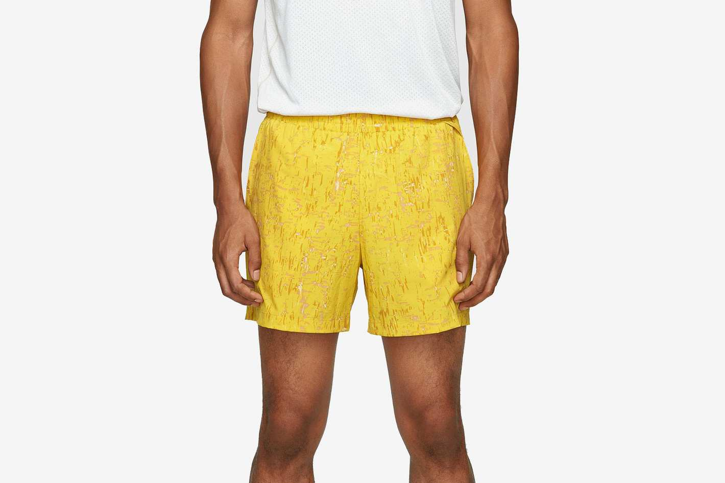"""Outdoor Voices Rec Shorts - 5"""" Lined (Honey Fleck)"""