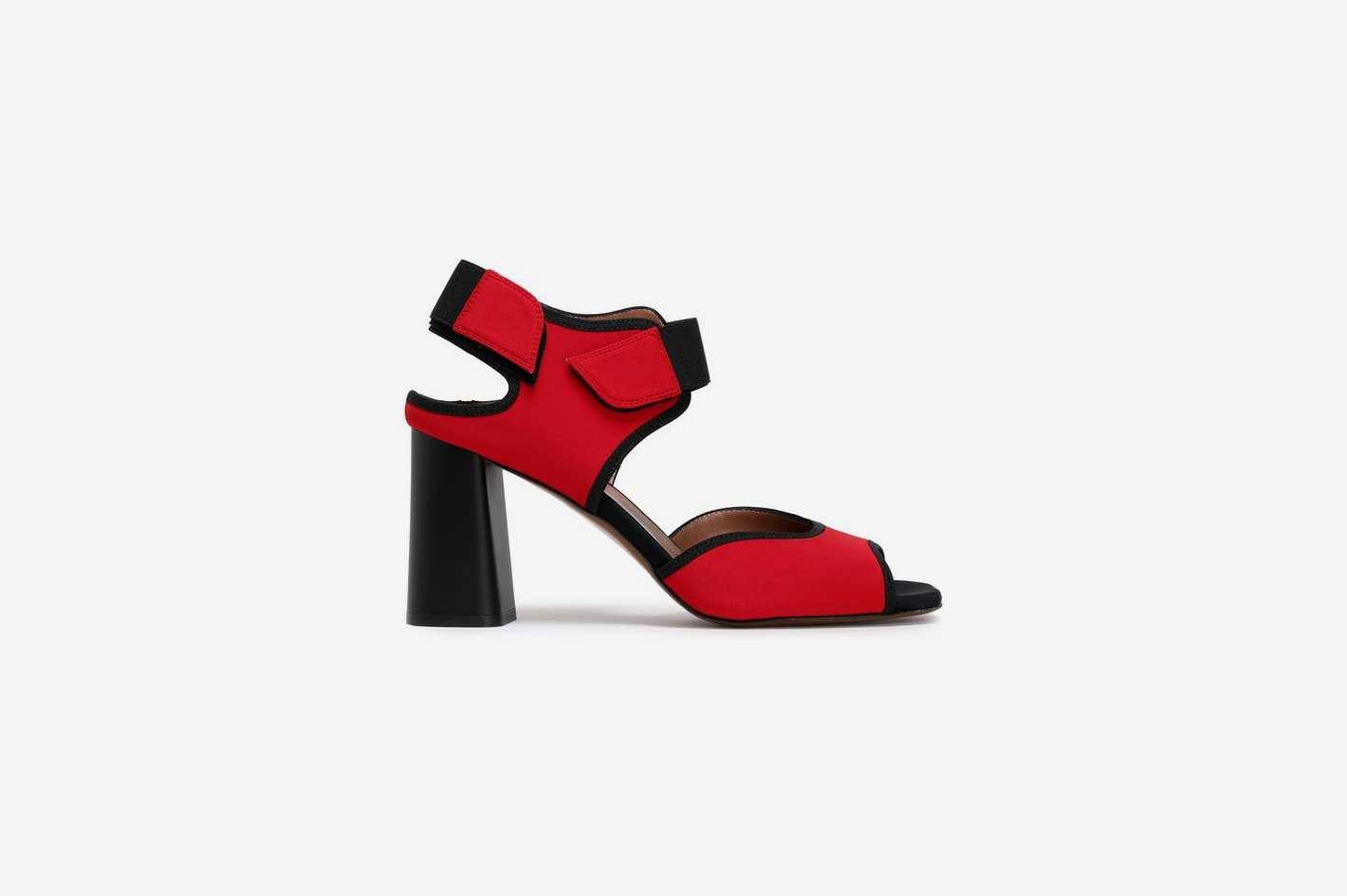 Marni Neoprene Slingback Sandals
