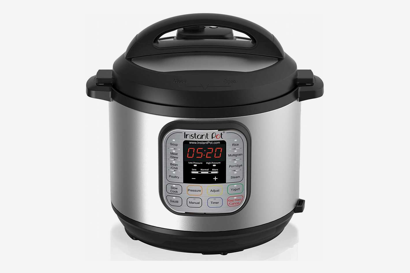 Instant Pot DUO60 6-Qt 7-in-1 Multi-Use Programmable Pressure Cooker