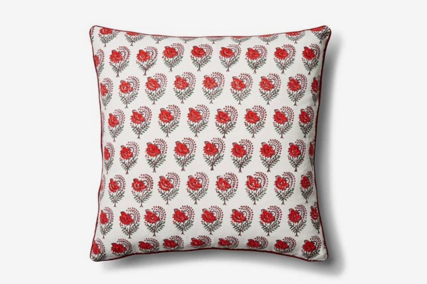 Roller Rabbit Ketaki 22x22 Pillow