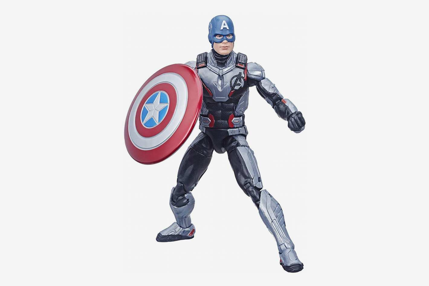 "Avengers 6"" Captain America Marvel Cinematic Universe Collectible Fan Figure"
