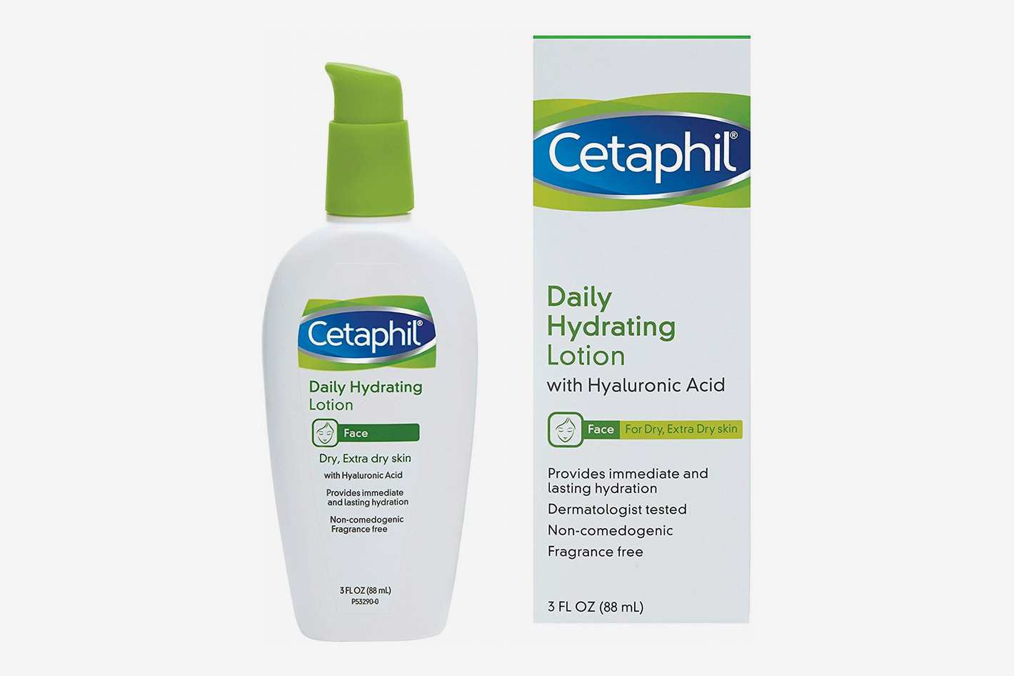 Cetaphil Daily Hydrating Lotion with Hyaluronic Acid