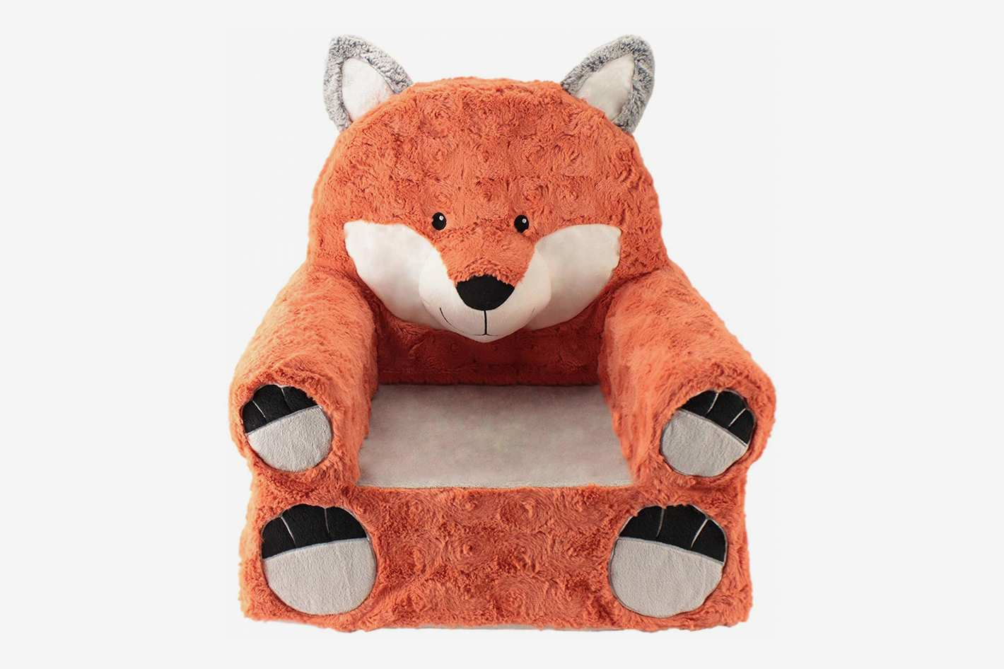 Animal Adventure Sweet Seats Orange Fox Children's Chair