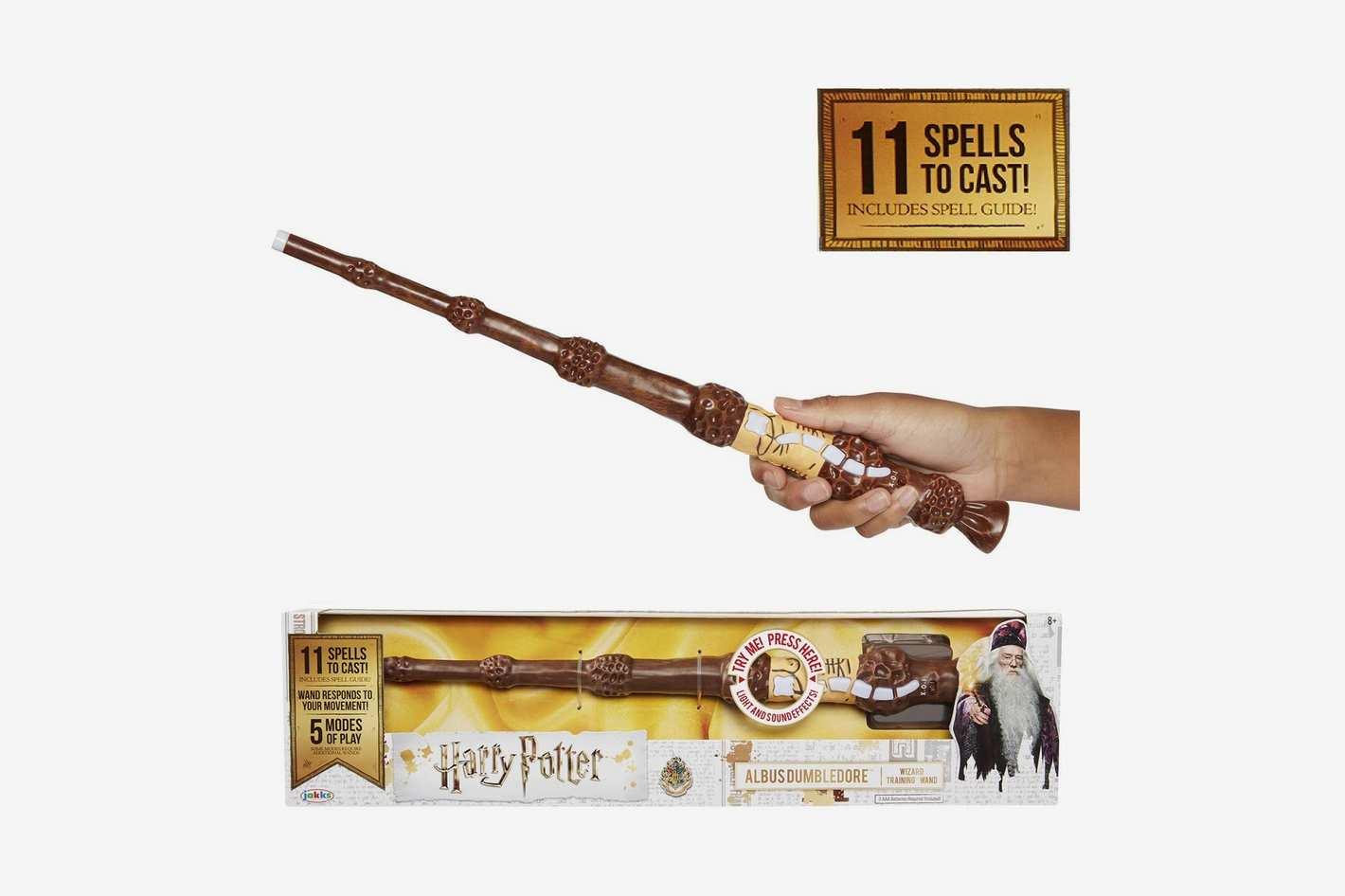 Harry Potter Albus Dumbledore's Wizard Training Wand