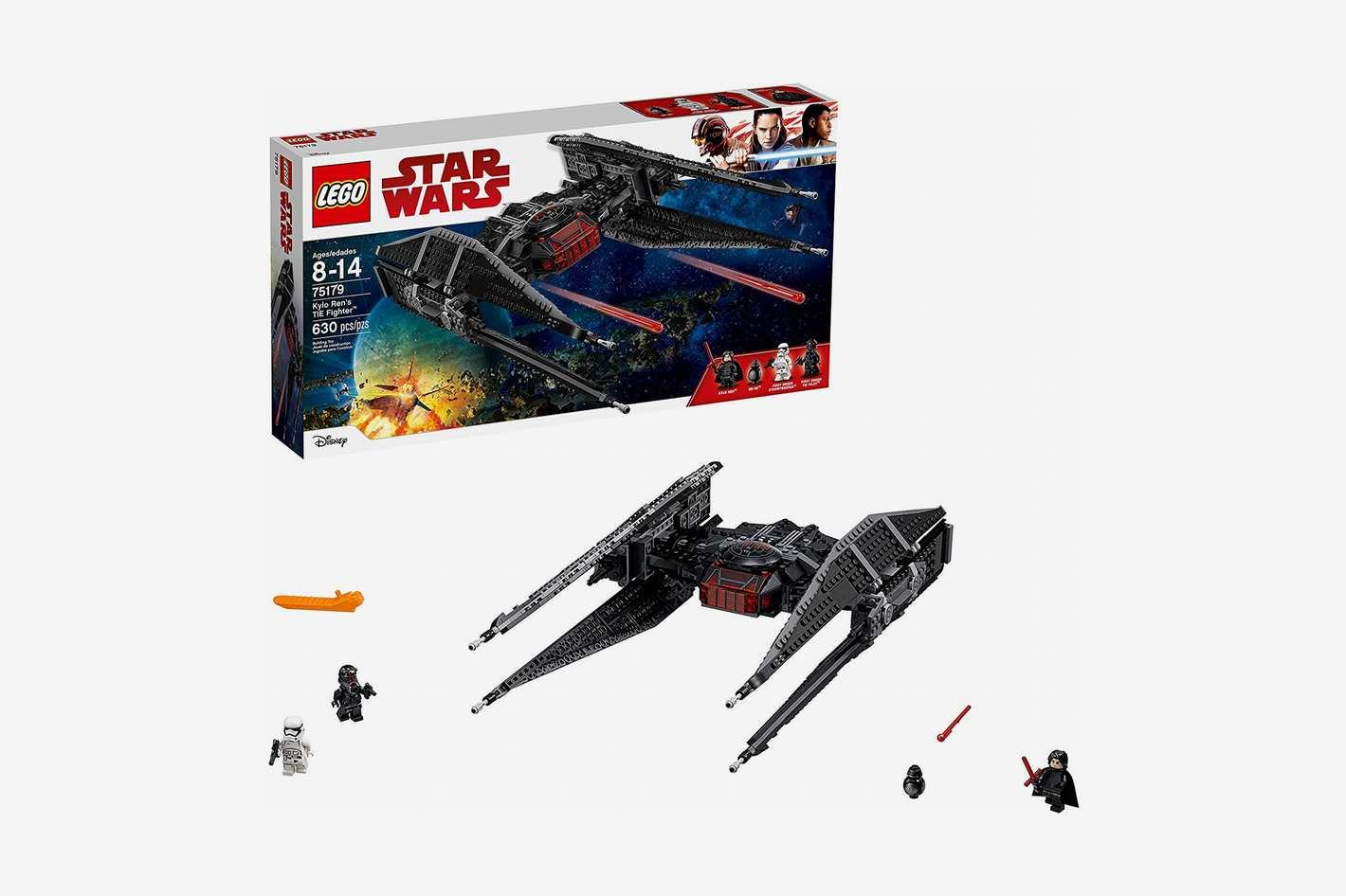 LEGO Star Wars Episode VIII Kylo Ren's Tie Fighter 75179 Building Kit