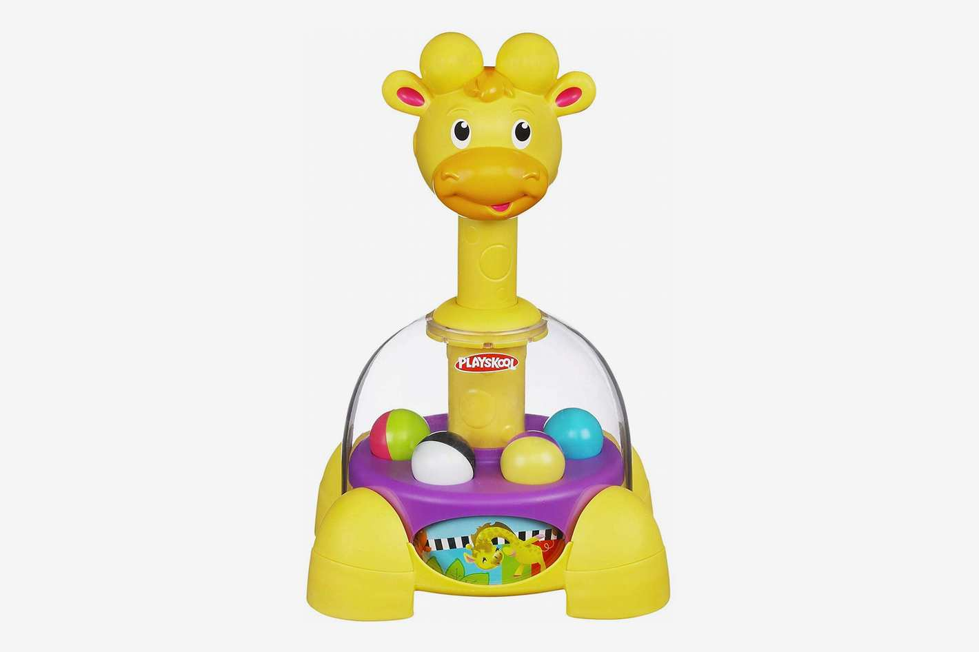 Playskool Tumble Top Spinning and Popping Baby Toy