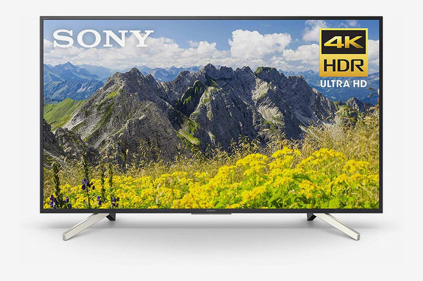 Sony 55-Inch 4K Ultra HD Smart LED TV