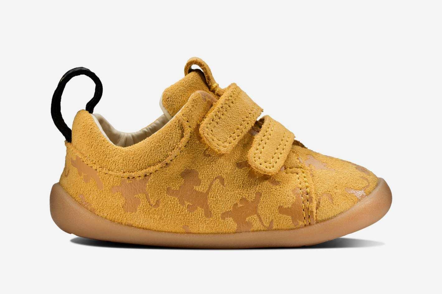 Clarks X Lion King Roamer Wild Toddler Shoe